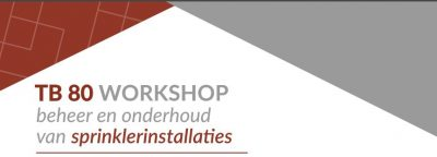 TB 80 Beheer en Onderhoud van Sprinklerinstallaties Fire Protection Support - Richard Hoyer