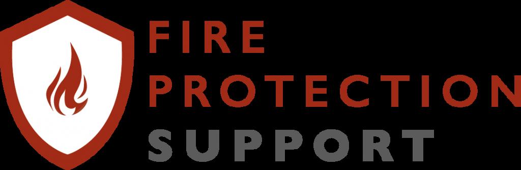 Logo met tekst support vetgedrukt